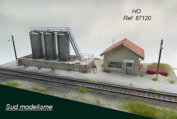 ho station de stockage a gasoil pour d pot depot gasoil ho. Black Bedroom Furniture Sets. Home Design Ideas